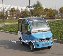Hybrid Solar Electric Vehicles