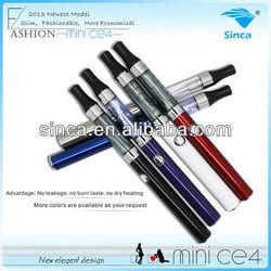 2014 new innovation mini ce4 e smart e cigarette china wholesale e cigarette