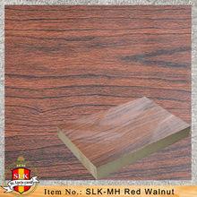 High Gloss MDF SLK-MH Red Walnut