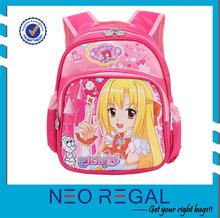 High quality colorful kindergarten school bag, children bag, kids bag