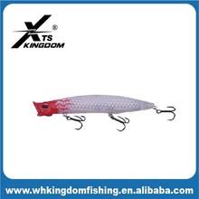 90mm/7.5g 123mm/18.5g Popper Carp Fishing Tackle