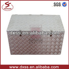 Large aluminum galvanized metal hard cooler sport drink storage cooler box