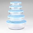 Hot glass bowl set/ glass soup bowls set/ alibaba express