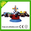 China hot sale beautiful rides funfair crazy racing car