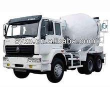 Sinotruk HOWO 6x4 concrete mixer trucks