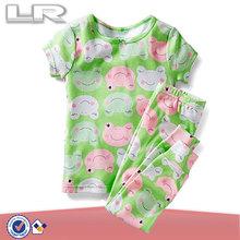Toddler Girls' 2-Piece 100% Cotton Pajamas