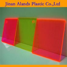 flashing LED acrylic board with good price