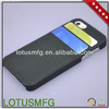 Hot Selling High Quality Genuine Leather Waterproof Case Wholesale for iPhone 5 Custom Back Cover Case