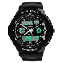 latest fashion water resistant sport wrist watch
