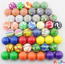 2015 Wholesale Kids Toy Ball Economic Rubber Hi Bounce Ball