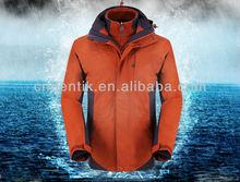Men's 3 in 1 winter jacket, outdoor jacket