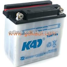 China EN125 motorcycle parts - battery