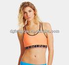 hot nylon spandex ladies sexi fitness wear