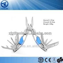 9 In 1 Stainless Steel Multifunction Steel Tool