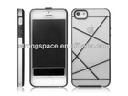 innovative sublimation flip case for iphone5/5s