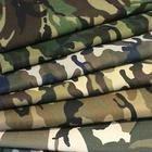 C 60*60 90*88 camouflage army surplus farbic tc army surplus
