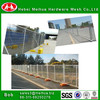 steel wire welded temporary fence with positive price and high quality