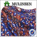 mulinsen novo design melhor vender barato poliéster spandex fdy 4 maneira trecho de malha impresso forma de tecido 2014 para roupa
