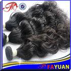 Wholesale 100% indian virgin hair grade 6a machine weft tangle free cheap raw unprocessed virgin indian hair