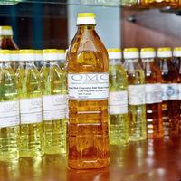 Crude Vegetable Oil
