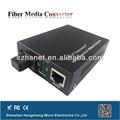 Disquette de média de fibre optique 10/100Mbps pour convertisseur UBS