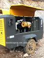 Minería Diesel compresor de aire y Jack Hammer para Hard Rock @ VENTA