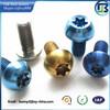 High quality colored titanium bolt