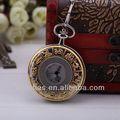 fábrica de porcelana de venda quente mais recente de ouro antigo relógio de bolso