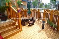 outdoor solid wooden flooring