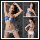 Lastest design!2014 sexy girl micro bikini swimwear models