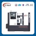 Super cnc2525-60 de carga de forma lineal guía de cama inclinada para trabajo pesado de la máquina del cnc