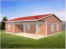 Shanghai Xingfeng made high prefab house