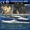 China leading PWC brand Hison sharply multi-functional sailboat