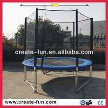 günstige professionelle trampolin mit sicherheitsnetz und Trampolin gehäuse