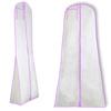 non woven wedding dress cover bag wholesale