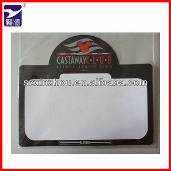 hot sale customize fridge magnet whiteboard