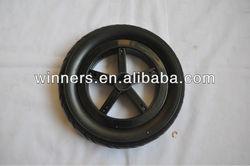 "10""x 1.75 EVA foam filled wheel for luggage"