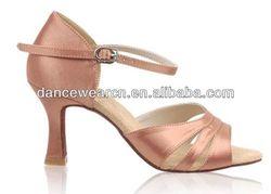 2014 Best Seller Latin Shoes Women Latin Dance Shoes Adult LAtin Ballroom Dancing Shoes China
