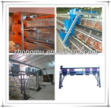 otomatik tavuk besleme sistemi yumurtacı kafes