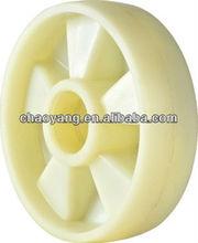 pallet truck nylon steer wheel 180mm / 200mm