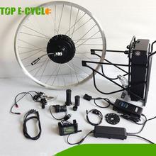 750w 48v hub motor ebike kit