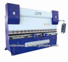 full automatic stainless steel hydraulic CNC press brake