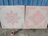 painted fiberglass calcium silicate ceiling tile