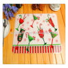 Custom 2015 christma plastic Placemat for promotional gift