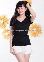 Teen V-neck T-shirt