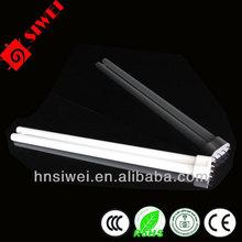27mm 5W H shape energy saving fluorescent tube /LED fluorescent tube t8