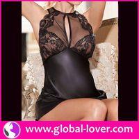 2015 wholesale factory price blouse nylon underwear lingerie women