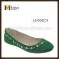 minyo camurça linda bailarina sapatos para as mulheres flats