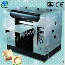 A3 size flatbed printer with resonable price for wood