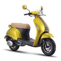 Lintex new model 50cc EEC scooter
